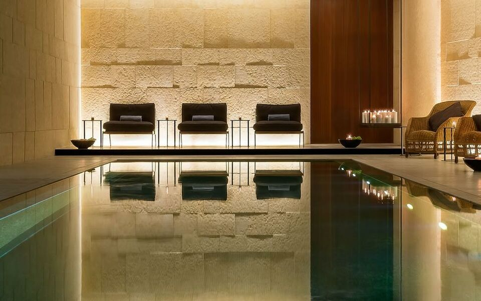 Bulgari hotel milano a design boutique hotel milan italy for Design hotel milano
