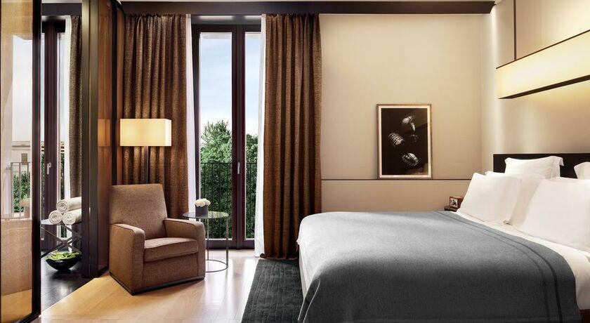 Bulgari hotel milano a design boutique hotel milan italy for Boutique hotel milano navigli