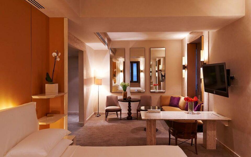Park hyatt milano a design boutique hotel milan italy for Boutique hotel milano