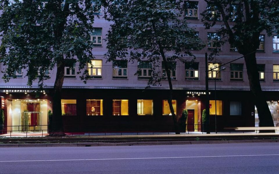 Enterprise hotel design boutique a design boutique for Design boutique hotel salzburg