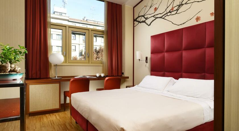 Enterprise hotel design boutique mailand italien for Designhotel mailand