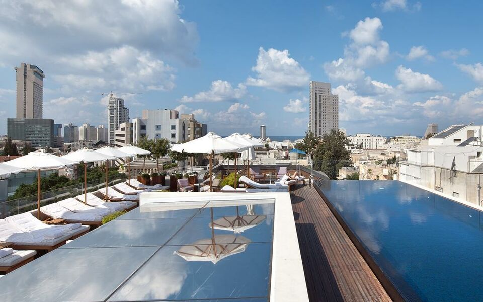 the norman tel aviv a design boutique hotel tel aviv israel. Black Bedroom Furniture Sets. Home Design Ideas