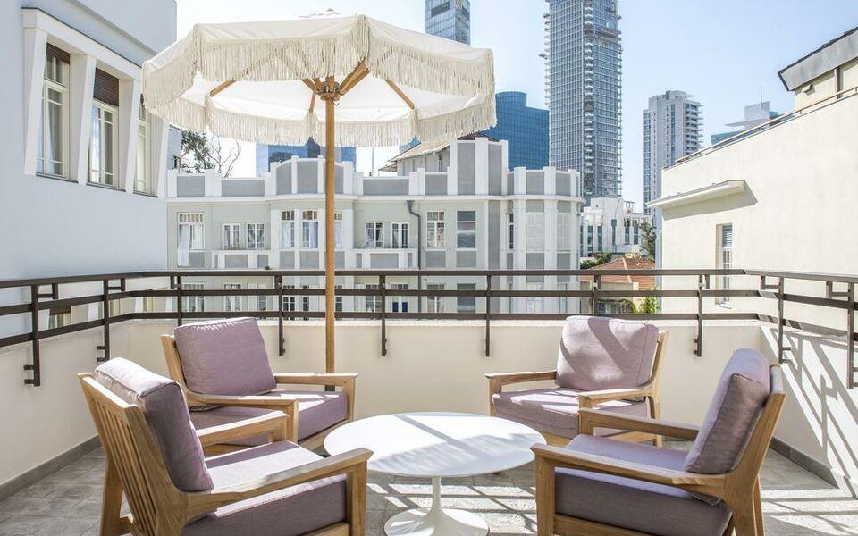 The norman tel aviv a design boutique hotel tel aviv israel for Design hotel tel aviv