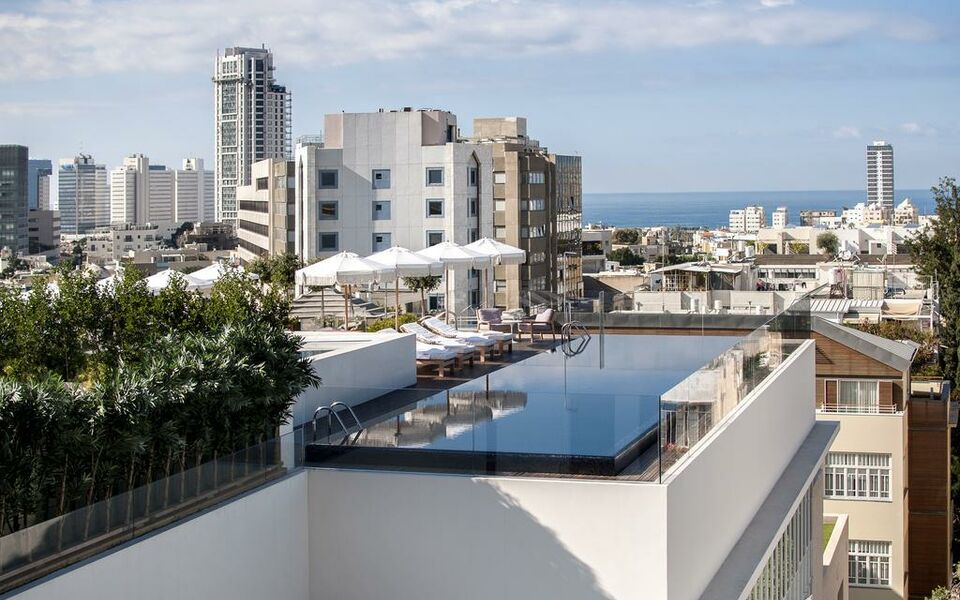 Boutique Hotel Tel Aviv With Pool