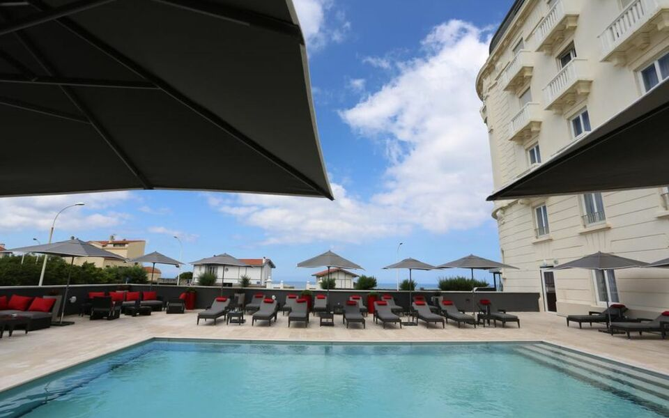 Le regina biarritz h tel spa mgallery collection a for Hotel design spa france