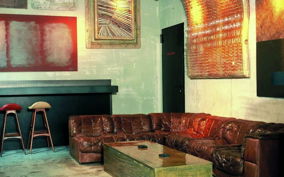 Hotel straf a design boutique hotel milan italy for Boutique hotel milano