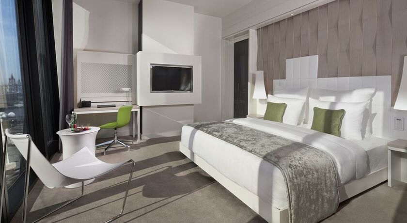 Melia vienna vienne autriche my boutique hotel for Wine and design hotel vienna