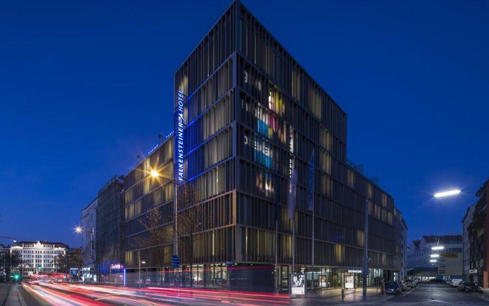 Falkensteiner hotel wien margareten a design boutique for Design hotel boutique vienna