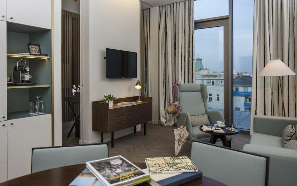 Falkensteiner hotel wien margareten a design boutique for Design und boutique hotels wien