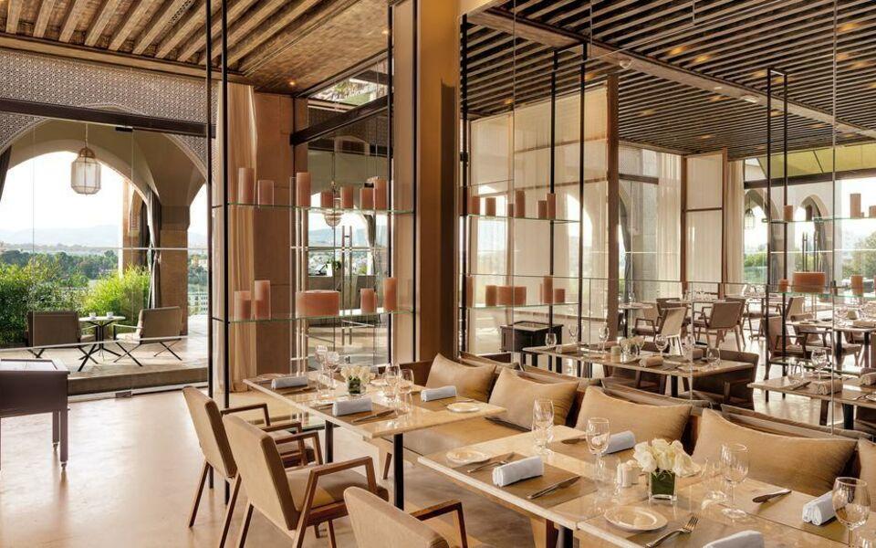 hotel sahrai a design boutique hotel fes morocco. Black Bedroom Furniture Sets. Home Design Ideas