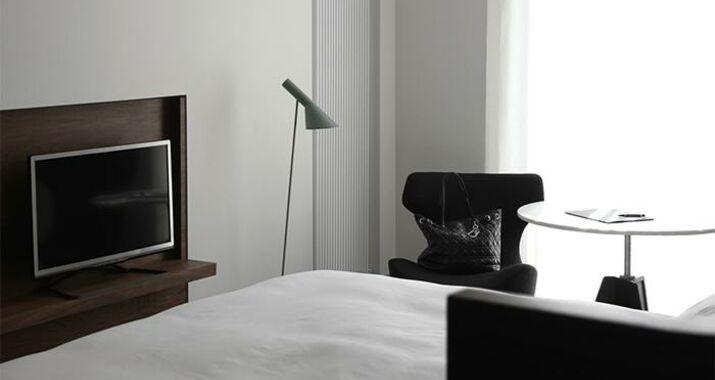 Yndo hotel a design boutique hotel bordeaux france for Hotel design bordeaux