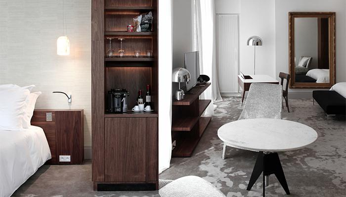 yndo hotel a design boutique hotel bordeaux france. Black Bedroom Furniture Sets. Home Design Ideas