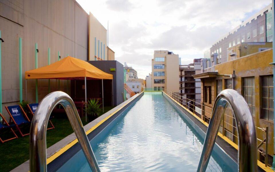 Adelphi hotel a design boutique hotel melbourne australia - Adelphi hotel melbourne swimming pool ...