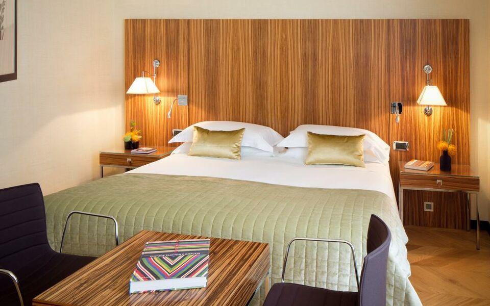 starhotels anderson mailand italien. Black Bedroom Furniture Sets. Home Design Ideas