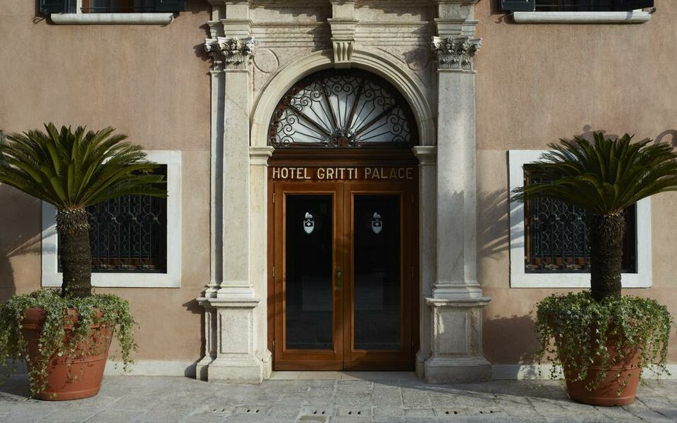 The gritti palace a luxury collection hotel venise for Boutique hotel venise