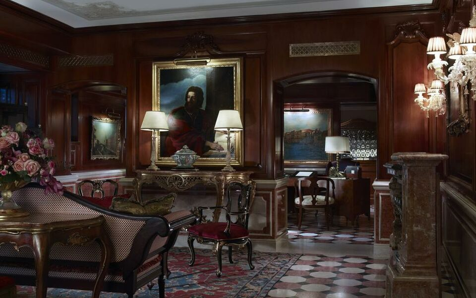 The gritti palace a luxury collection hotel venise for The luxury collection hotel