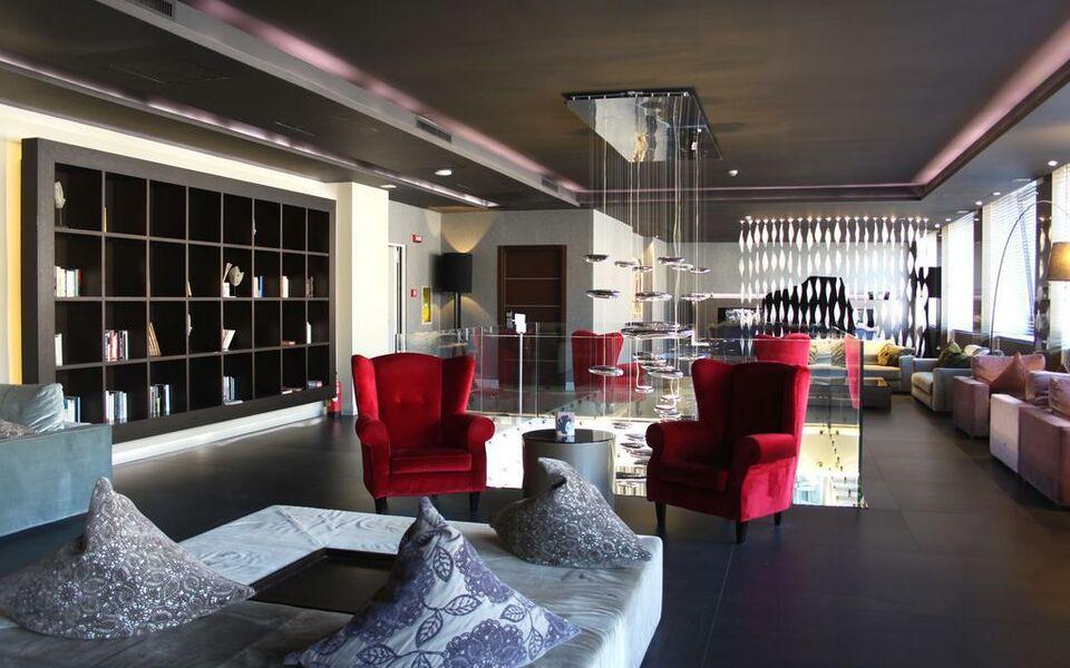 C Hotels Ambasciatori A Design Boutique Hotel Florence Italy