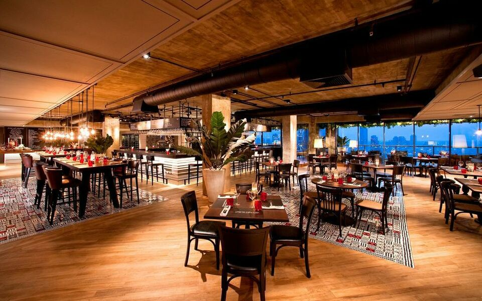 Italian Restaurant Bangkok Silom