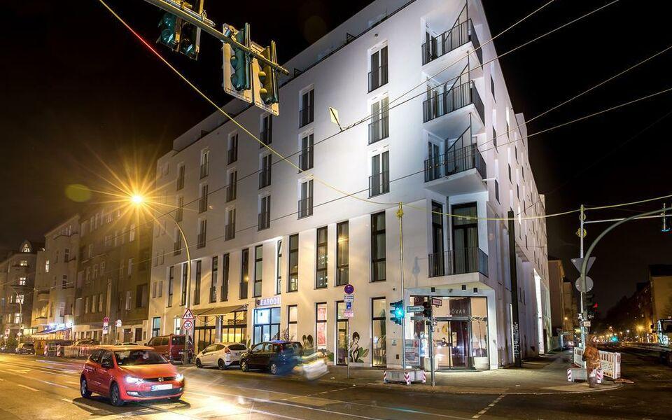 Almodovar hotel berlin biohotel a design boutique hotel for Berlino hotel design