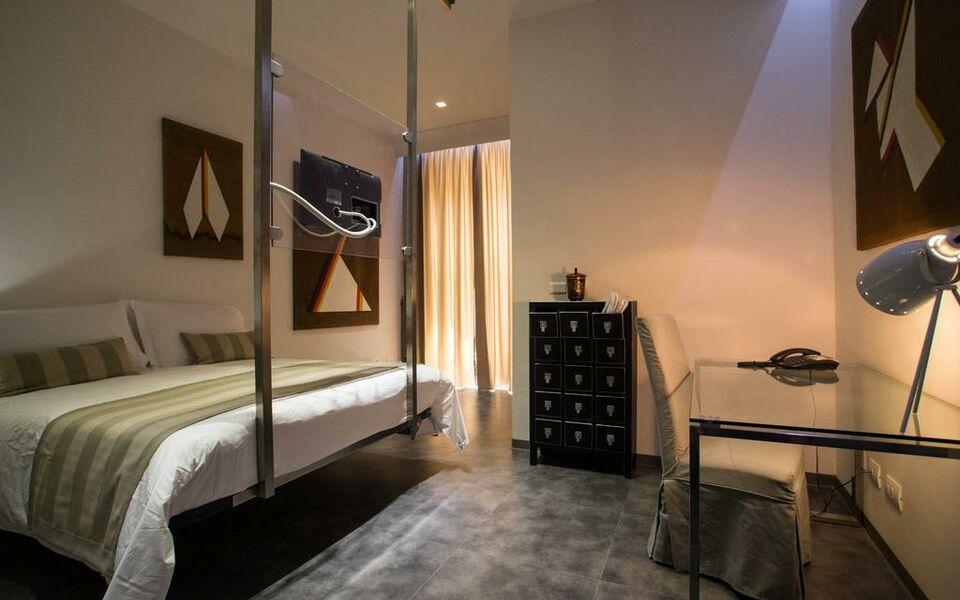 hotel santa brigida a design boutique hotel naples italy