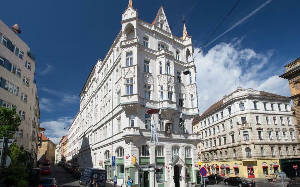 Mooo downtown a design boutique hotel prague czech republic for Design boutique hotel prag