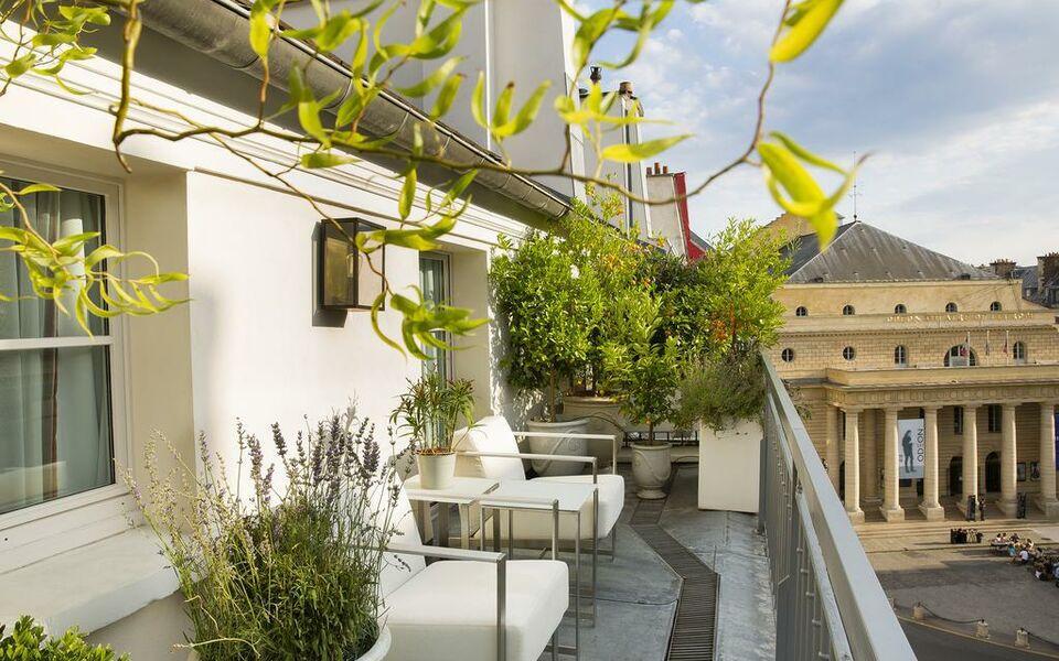 H tel baume paris france my boutique hotel - Hotel avec piscine pres de paris ...