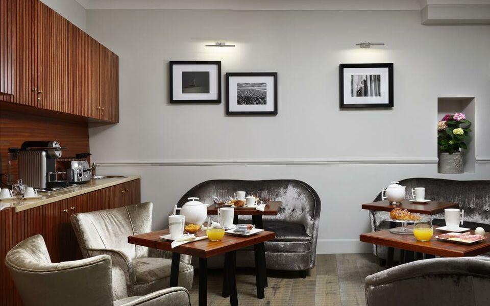 Gens luxury suites a design boutique hotel rome italy for Design boutique hotels rome