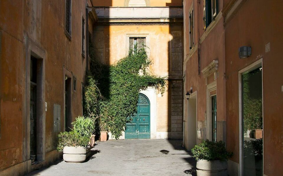 casa fabbrini boutique b b roma italia