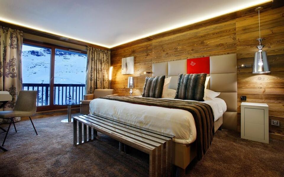 Hotel Spa Val Thorens