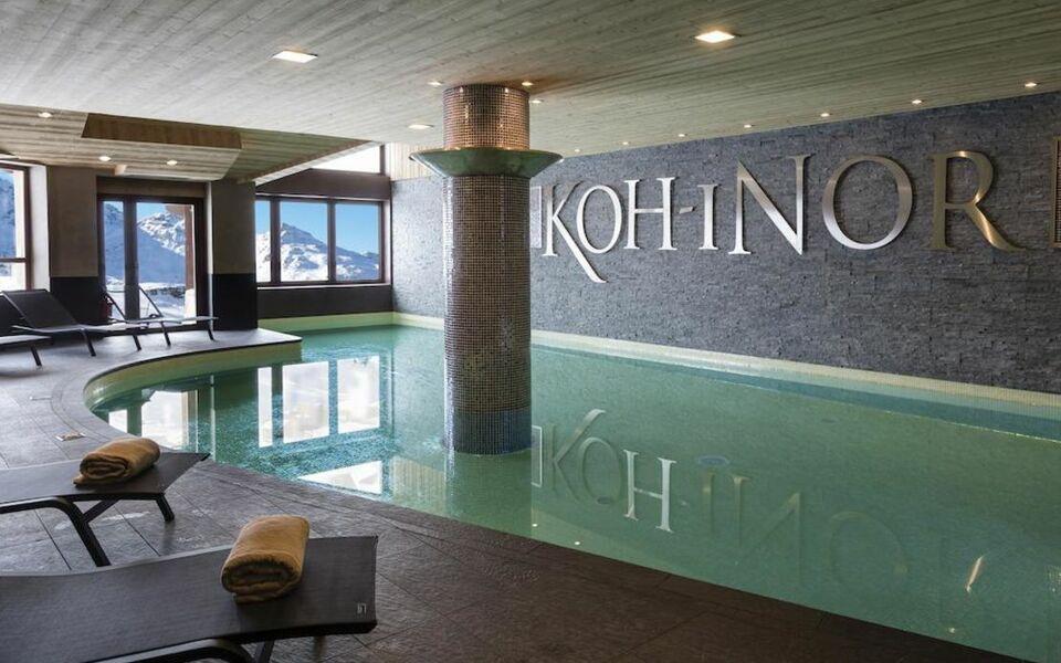 Hotel koh i nor val thorens a design boutique hotel val for Boutique hotel ski