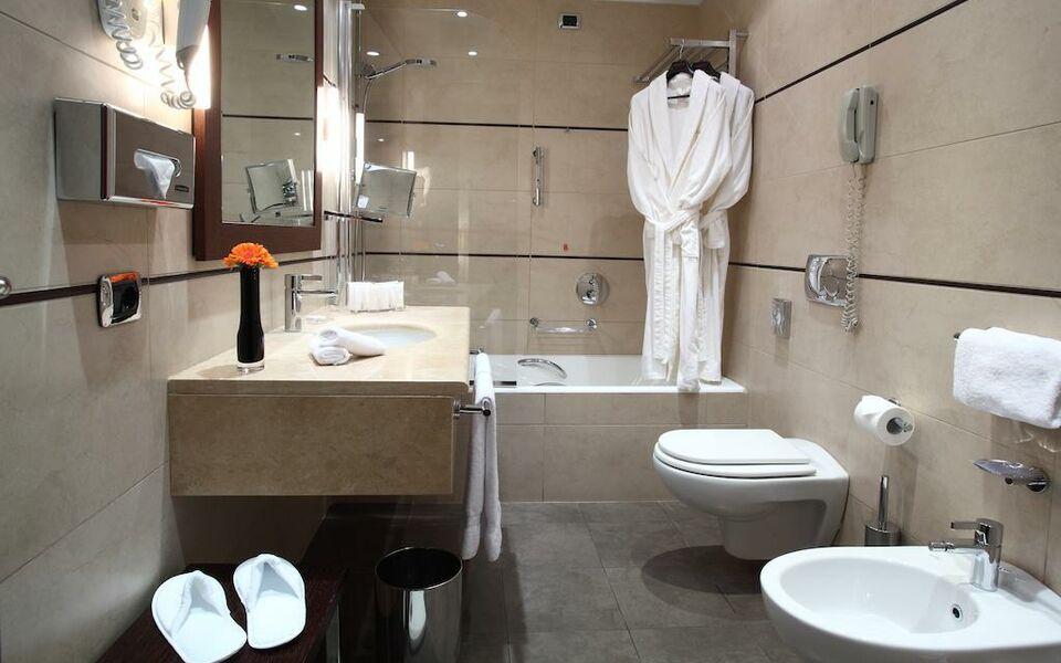 Hotel Via Spallanzani Milano