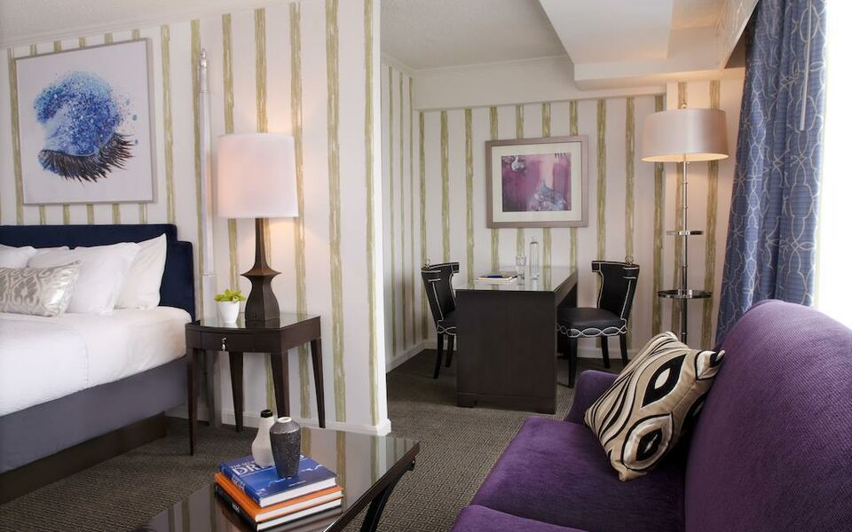 Kimpton topaz hotel a design boutique hotel washington dc for Hotel design washington dc