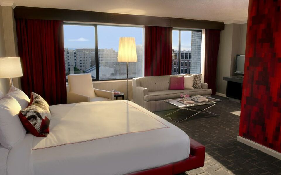 Kimpton rouge hotel a design boutique hotel washington dc for Boutique hotel washington dc