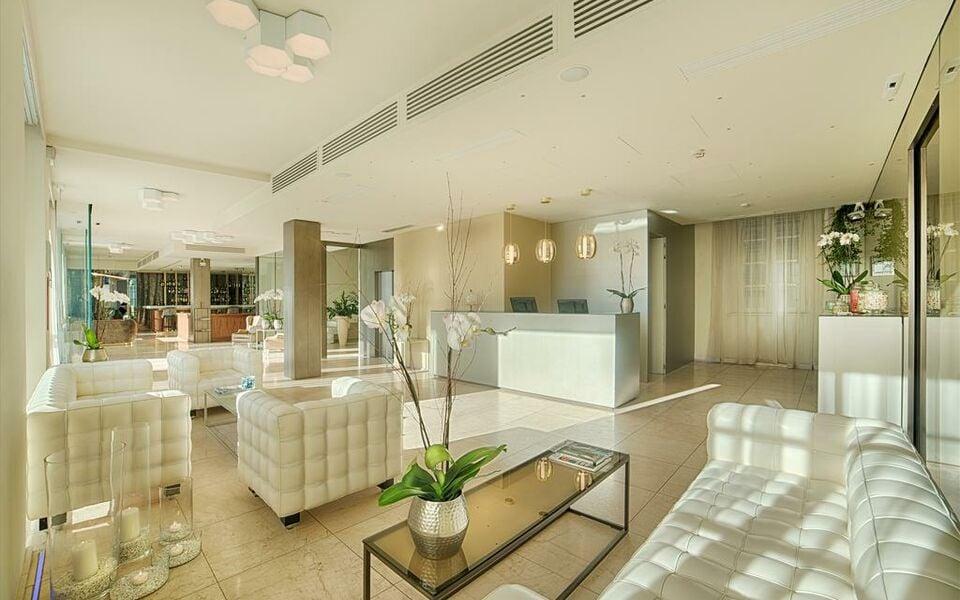 Nh milano palazzo moscova a design boutique hotel milan for Boutique hotel milano