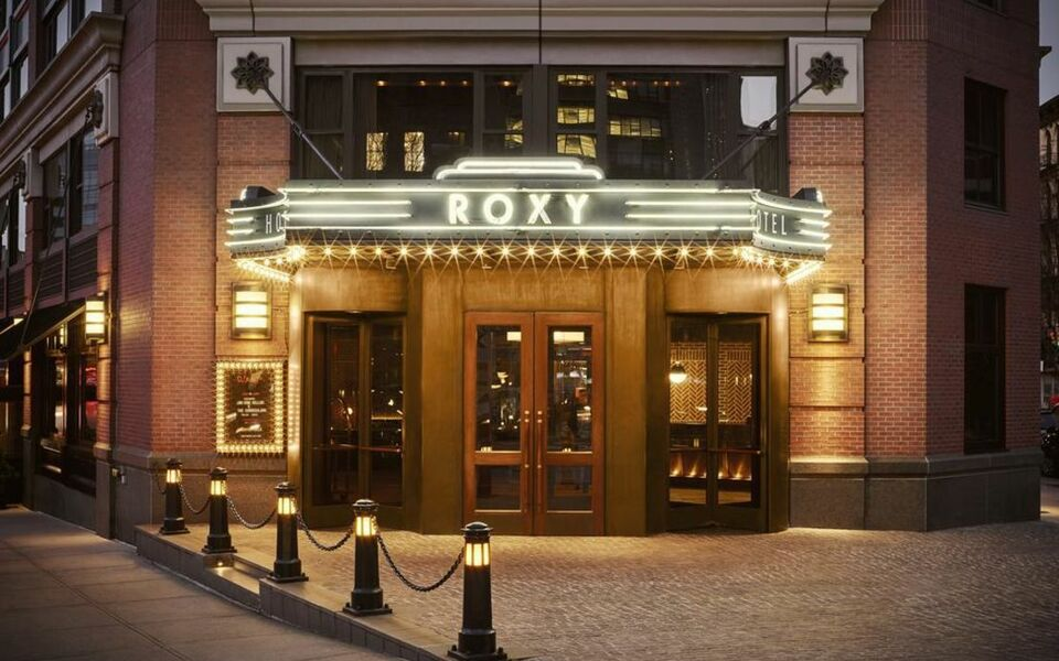 The Roxy Hotel Tribeca (formerly Tribeca Grand Hotel), New York, Soho (1)