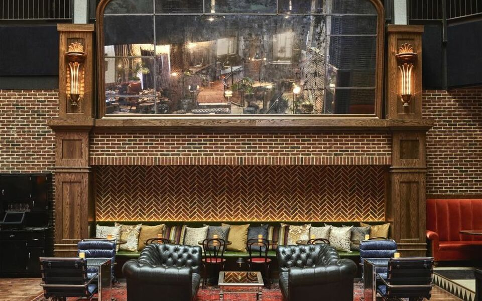 The Roxy Hotel Tribeca (formerly Tribeca Grand Hotel), New York, Soho (15)