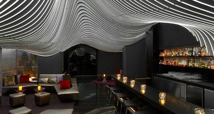 W new york downtown a design boutique hotel new york for Design boutique hotels new york