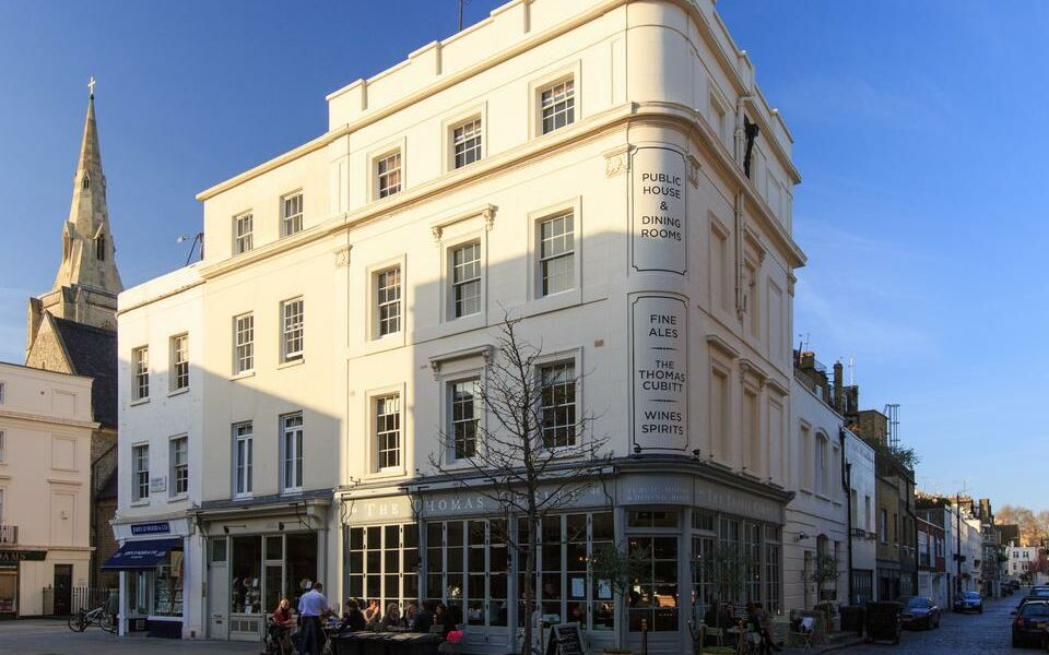 Eccleston Square Hotel, London, Buckingham (12)