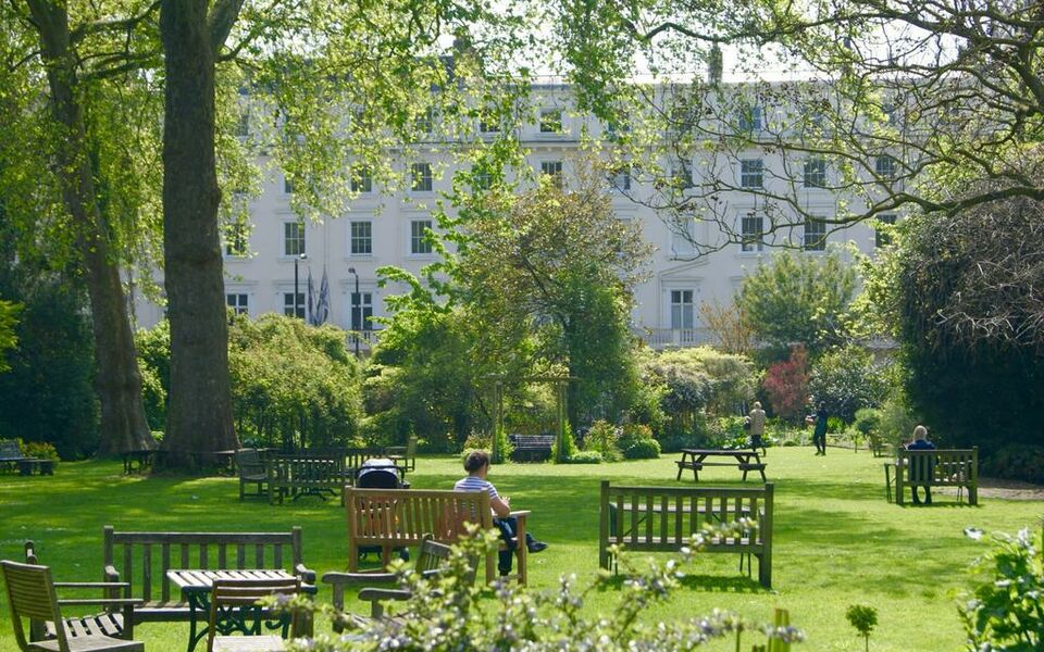Eccleston Square Hotel, London, Buckingham (14)