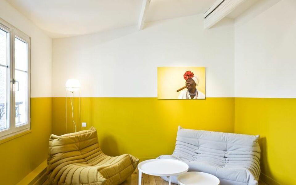 h tel du haut marais a design boutique hotel paris france