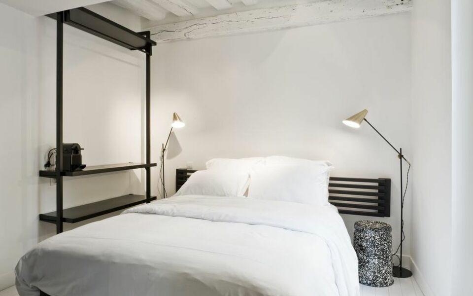 H tel du haut marais a design boutique hotel paris france for Hotel design 75003