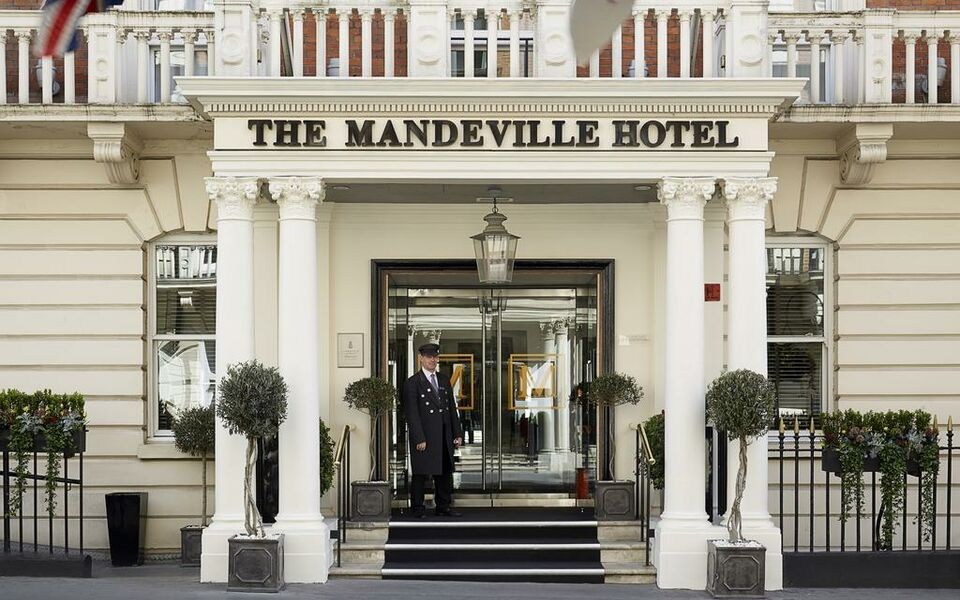 The Mandeville Hotel, London, Marylebone (5)