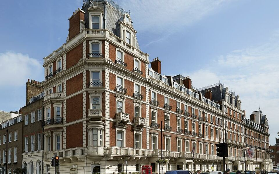 The Mandeville Hotel, London, Marylebone (6)