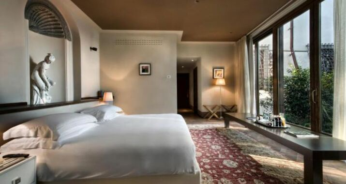 Il salviatino a design boutique hotel florence italy for Design hotel florence