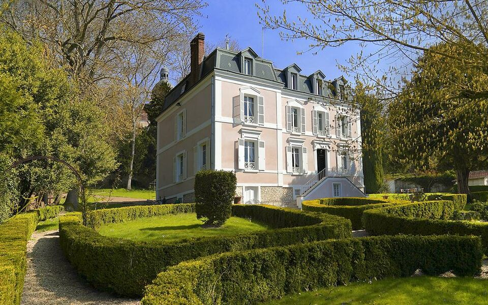 Maison d 39 h tes stella cadente a design boutique hotel for Maison provins