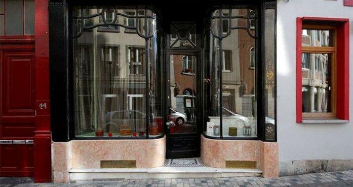 B Amp B Le Coup De Coeur A Design Boutique Hotel Brussels