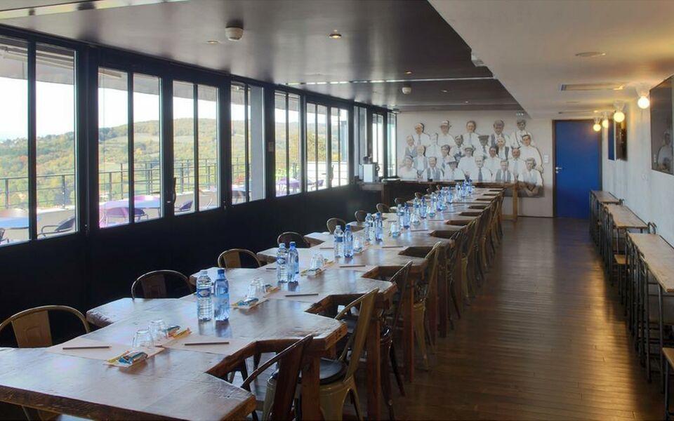 L'Ermitage Hôtel Cuisine-À-Manger, a Design Boutique Hotel Saint ...