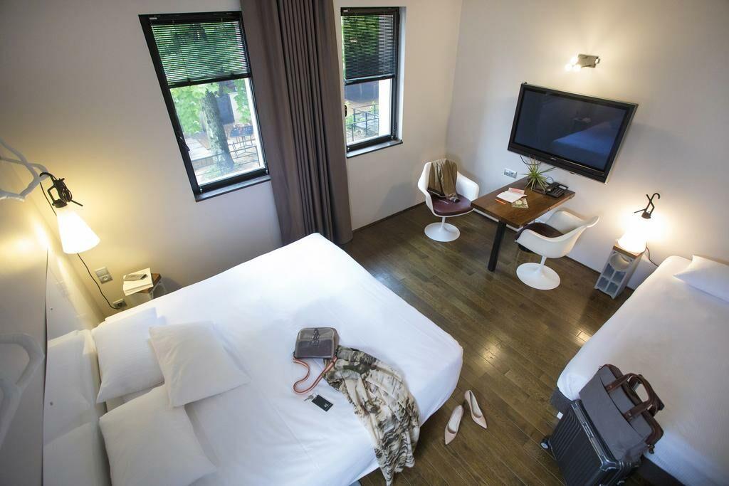 l 39 ermitage h tel cuisine manger a design boutique hotel. Black Bedroom Furniture Sets. Home Design Ideas