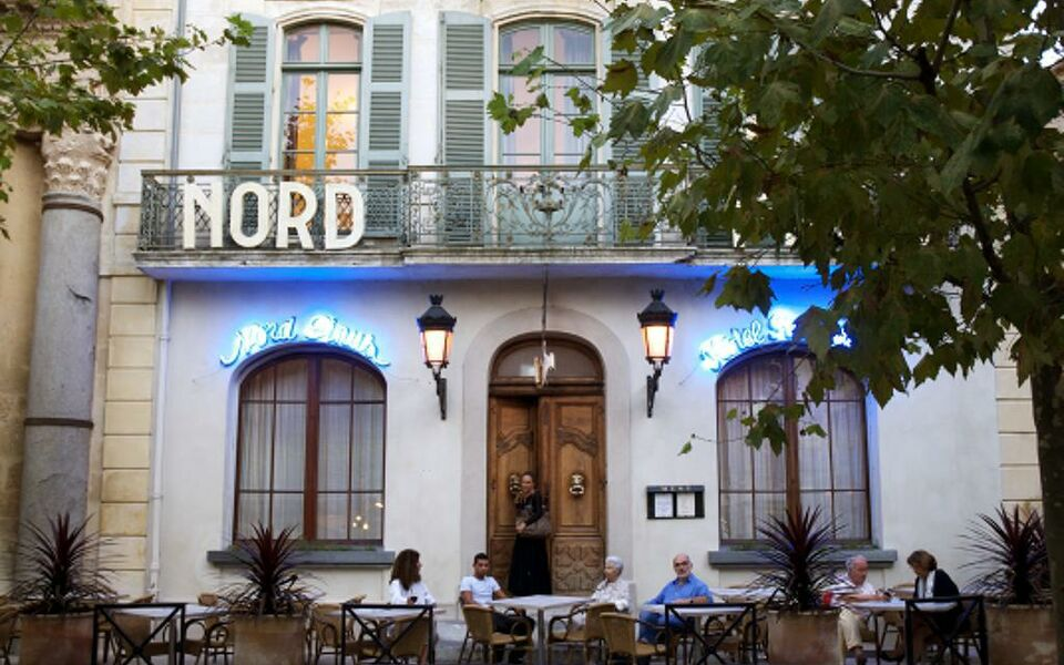 Grand h tel nord pinus arles france my boutique hotel for Boutique hotel tanger