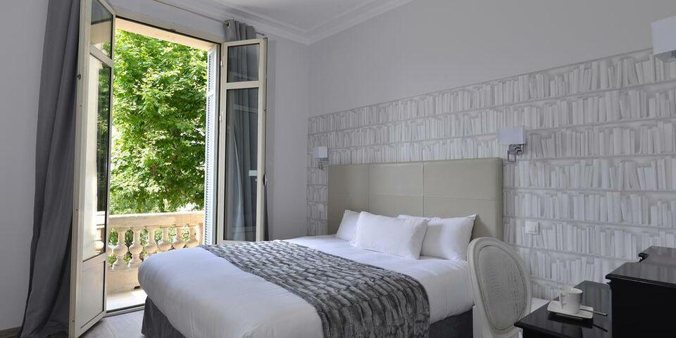 Hotel la villa nice victor hugo a design boutique hotel for Boutique hotel nice